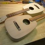 Tenor ukuleles