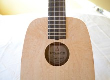 <strong>Jose</strong> – Acoustic tenor ukulele with Thinline-neck