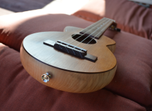 <strong>Renata</strong> – Semi-Hollow, FatBottom, soprano ukulele