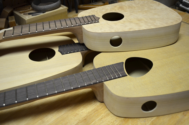 Shop Update – It was Fretboard Day today