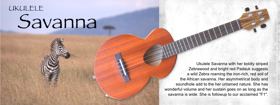 Ukulele Savanna