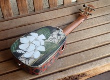 <strong>Queenie</strong> – Win this Ukulele at the Reno Ukulele Festival!