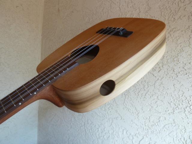 "Sound Sample: Keystone™: ""Mindy"" 5-string, tenor"
