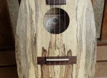 <strong>Dream</strong> – Keystone tenor in spalted Tamarind
