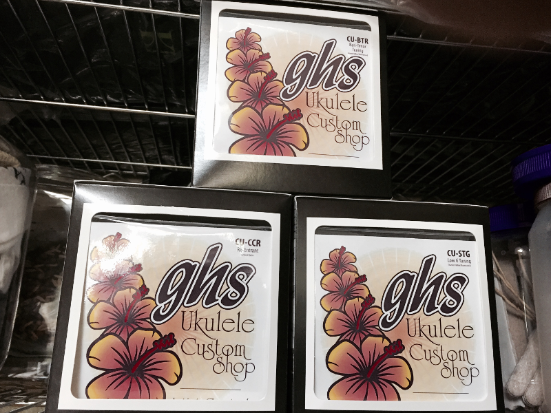 Our GHS Strings are Here!
