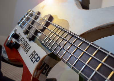 Short-Scale Concept (SSC) Bass